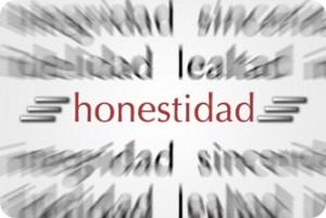 ¿Qué significa honestidad?